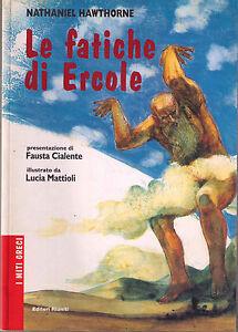 Le-fatiche-di-Ercole-Nathaniel-Hawthorne-Libro-nuovo-in-offerta