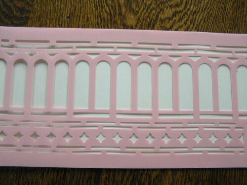 Delta Stencil Magic Classic Home CLASSIC ARCHES Pre-Cut Stencil~NIP