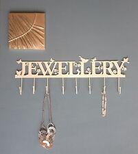 Whimsical Big Jewellery Hooks - Necklace & Bracelet Storage - Hanger - Display