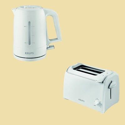 Krups Set ProAroma Wasserkocher BW 2441 + Toaster KH 1511