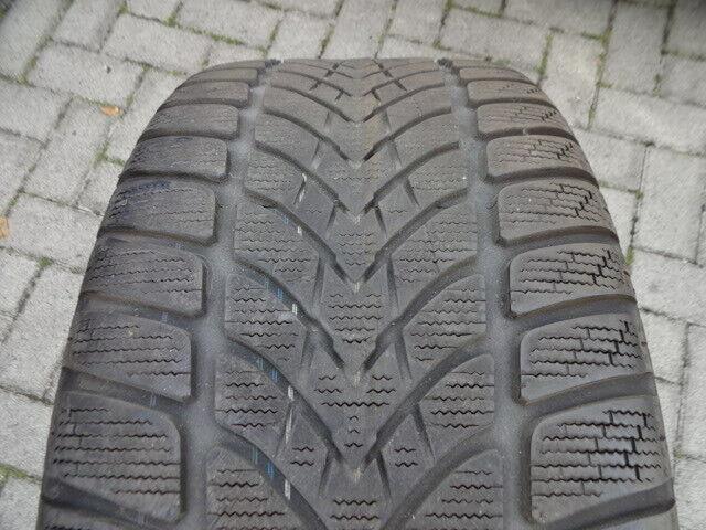 1x Pneus hiver Dunlop SP Sports D'hiver 4d 255/35r19 96 V XL dot12 environ 5 mm