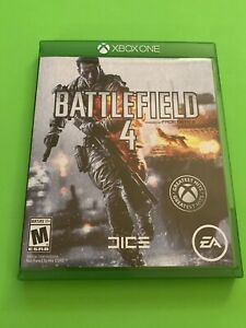 🔥 MICROSOFT XBOX ONE 🔥💯 COMPLETE WORKING GAME🔥BATTLEFIELD 4 🔥