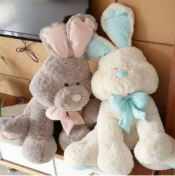 24'' Costco Big Holland Lop Bunny Soft Rabbit Plush Baby Toy Stuffed Gifts 2018
