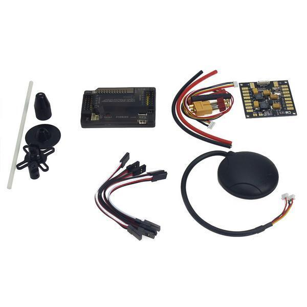 APM2.8 Flight Control with Compass GPS Folding Antenna for FPV Drone F15441-A  | Toy Story