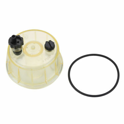 RK30475 Gas Filter FOR Racor Fuel Filter S3213 S3214 Clear Bowl Kit B32013//2014