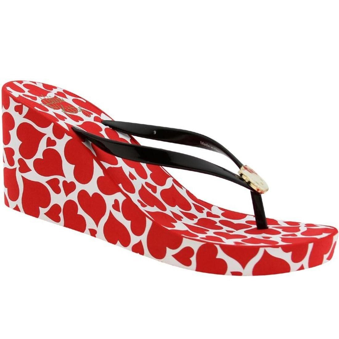 $57.99 Hello Kitty / Womens Bianca (red / Kitty white) MW1D08-RDW 2481c1