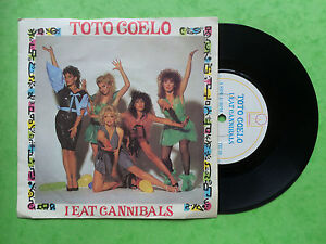 Toto-Coelo-I-Eat-Cannibals-Parts-1-amp-2-Radialchoice-TIC-10-Ex-Condition