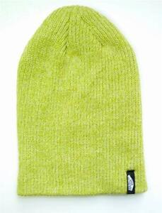 6365bd55917 Vans Off The Wall Mismoedig Beanie Kiwi Green Cuff Hat 100% Acrylic ...