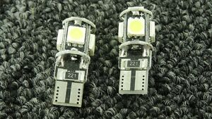 VOLVO-CAR-LIGHT-BULBS-LED-ERROR-FREE-CANBUS-5-SMD-XENON