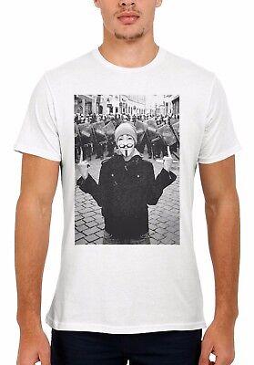 V pour Vendetta anonymous mask guy t-shirt débardeur tank top hommes femmes unisexe 322