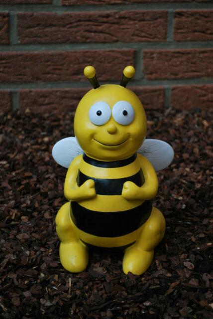Biene Maja Willi Insekten Gartenfigur Dekoration Tierfigur Figur 21 5cm Ebay