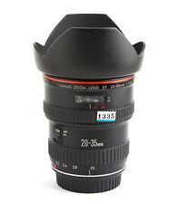 Canon EF 20-35mm F2.8L