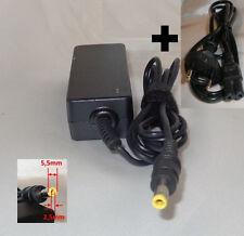 Fuente de alimentación 20v 2a lg x110 x120 MSI Wind u100 u135 l1350d delta adp-40mh BD OVP #1