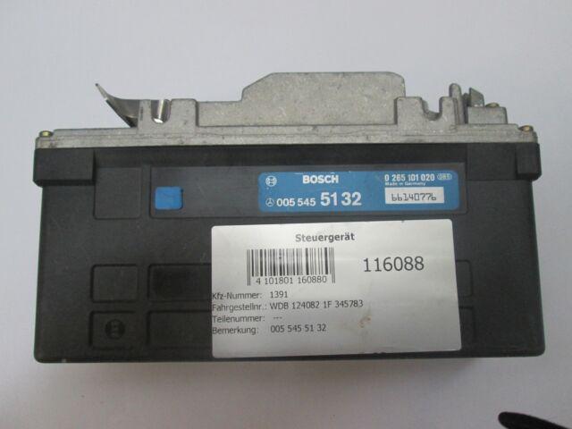 0055452132 ABS Steuergerät Mercedes Benz W124 S124