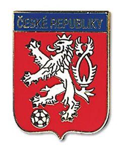 Czech-Republic-football-crest-enamel-Ceska-Republika-soccer-pin-badge