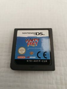 Nintendo-DS-Game-Cartridge-Happy-Feet-Cartridge-only