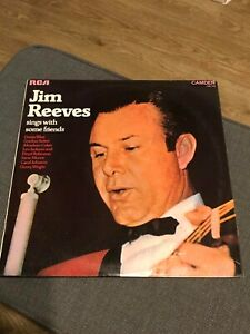 Jim-Reeves-Sings-With-Some-Friends-vinyl-LP-album-record-UK-CDS1128-RCA-CAMDEN