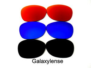 Galaxie Remplacement pour Ray Ban Rb2132 Nouveau Wayfarer Noir et ... dfe0bbd31ae1