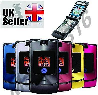 Replacement Battery Cell Uk Rohs Motorola Moto Razr V3i 0 710 Mah For Sale Ebay