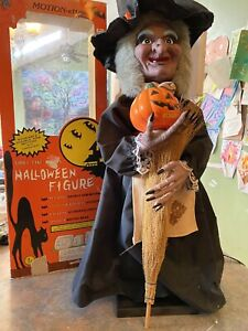 1-Owner-Vintage-1986-Telco-1st-Edition-Motionette-Animated-amp-Light-up-Witch-24