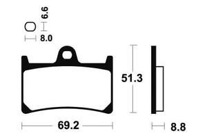 YAMAHA-XSR-700-ABS-Kit-pastiglie-freno-anteriore-MF134-381341
