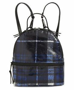 Steve-Madden-Val-Plaid-Mini-Convertible-Backpack-Black-Blue-78