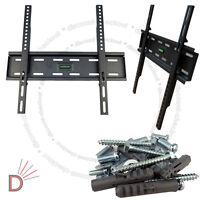 "TV Wall Mount Bracket for Screen LCD Plasma Flat TV 32"" 38 40 46 50 52 55"" inch"