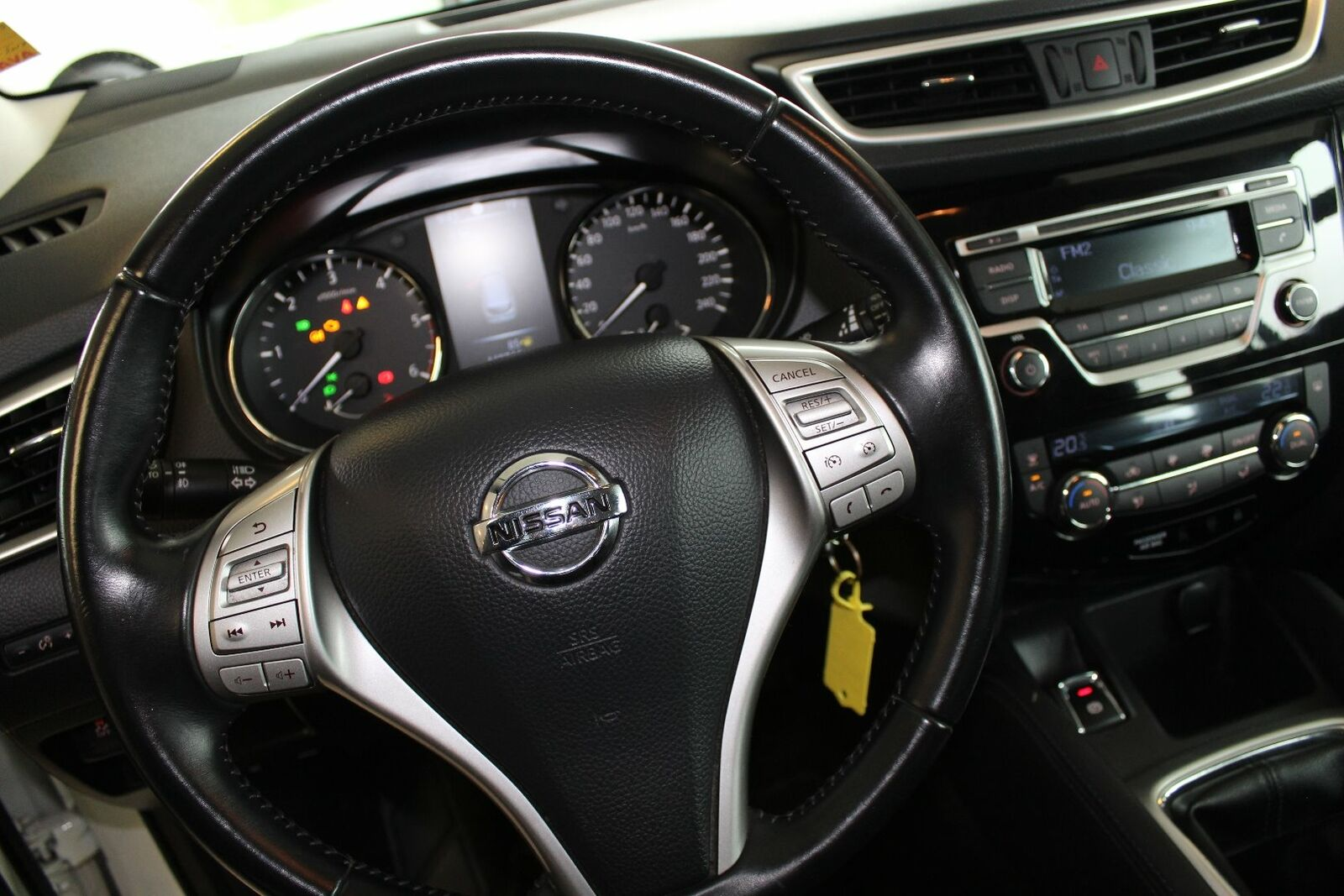 Nissan Qashqai 1,5 dCi 110 Acenta - billede 7