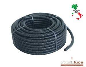 Calore Shrink Tubing 100 Metro Rotolo Avvolgimento Cavo Guaina Nero 6mm
