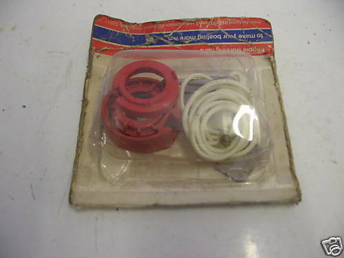 Johnson/Evinrude outboard motor emergency stop kit (electric start) retro-fit.