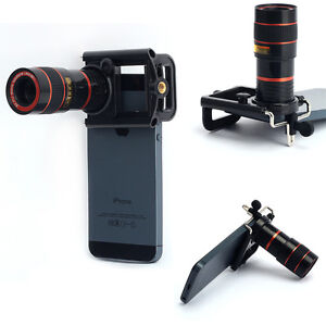 8X-Zoom-Camera-Telephoto-Telescope-Lens-Phone-Clip-For-Various-Cell-Phone-iPhone