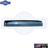 1955 Chevy Bel Air Front Center Bumper Usa Plated