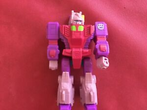 Transformers G1 Parts 1991 SIDESWIPE action master EUROPEAN VANGUARD partner