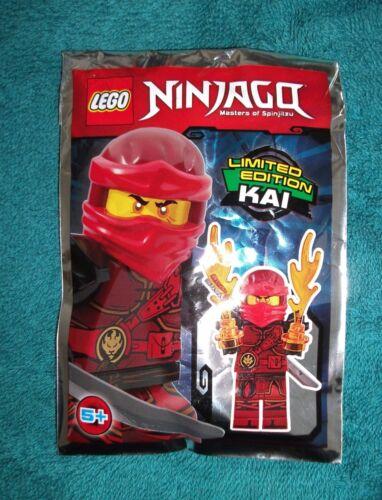 Kai Polybag Set 891729 BNSIP LEGO NINJAGO