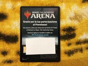 MTG-Arena-Code-Prerelease-Throne-of-eldraine-trono-di-eldraine-6-booster-pack