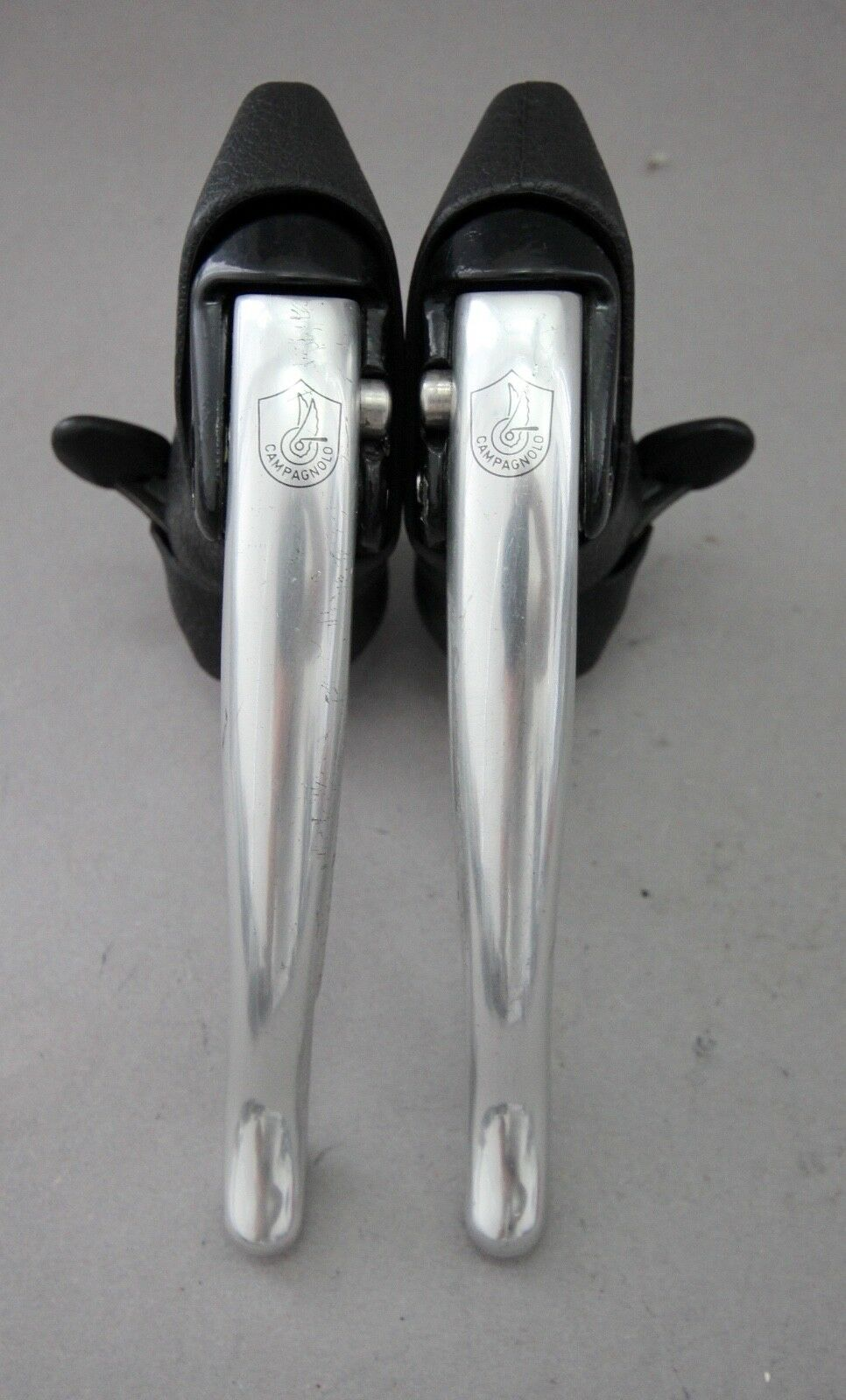Campagnolo Record Ergopower 1.Gen Shifting-Brake-Lever EC-02RE CG 2x8S STI 1992
