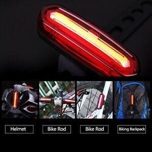 luce-Fanale-posteriore-per-Bici-USB-Ricaricabile-6-modalita-di-luce-offerta
