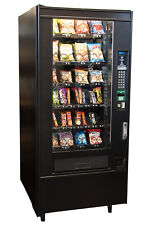 National Vendors 148 Snack Vending Machine 4 Wide Free Shippiing