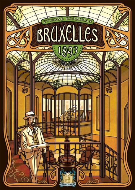 Bruxelles 1893 - Gioco da tavolo strategia