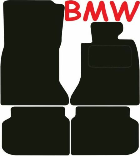 Bmw 7 Series F01 Tailored car mats ** Deluxe Quality ** 2015 2014 2013 2012 2011
