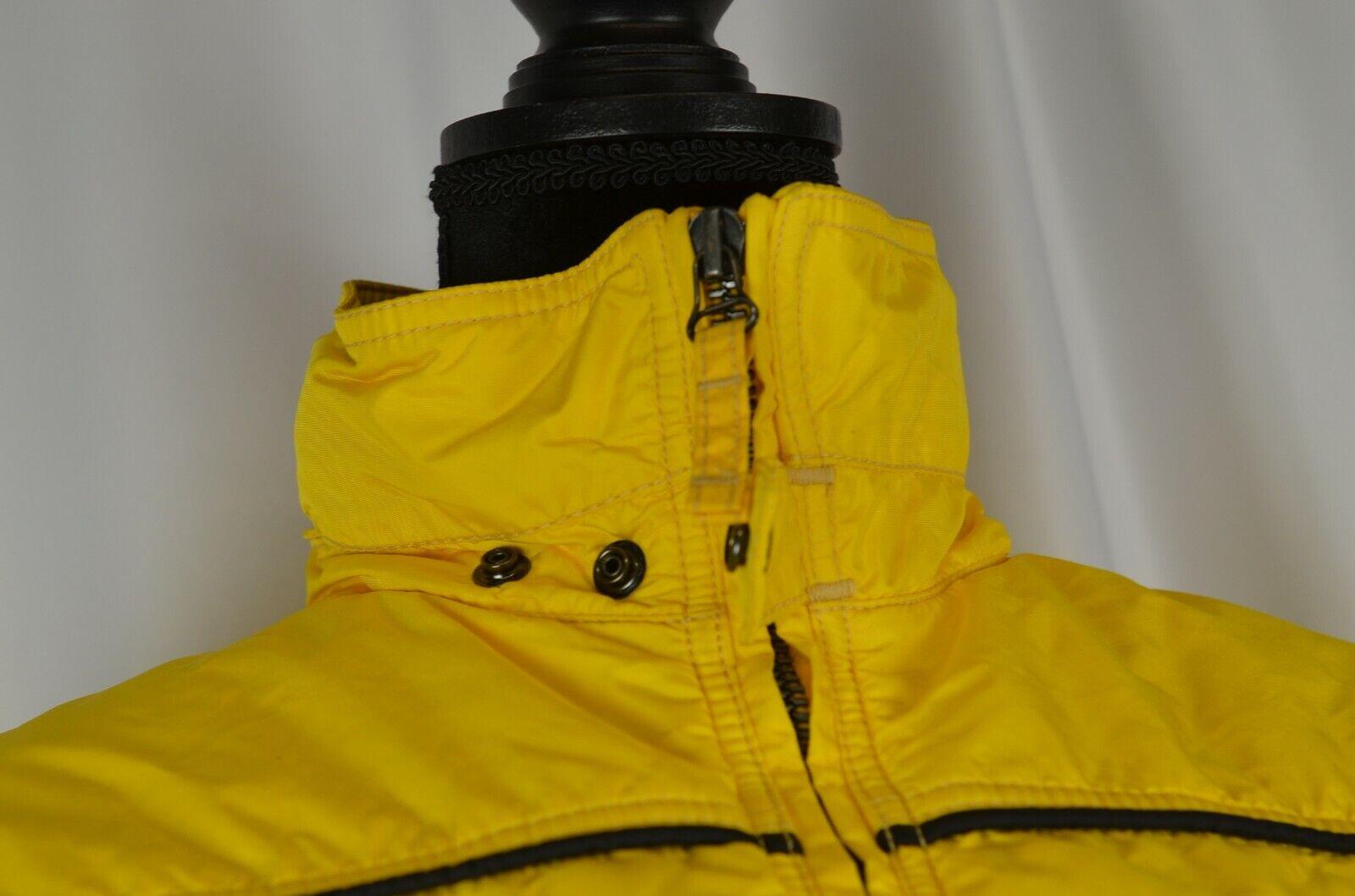 JOS Joseph  Mujer Chaqueta De Esquí By tamaño 2 Italia Resina De Nylon Negro Amarillo Adorno Cálido  calidad fantástica