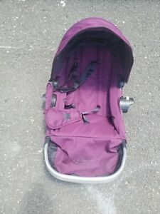 Baby-Jogger-City-Select-Second-Purple-Seat-and-Silver-Frame