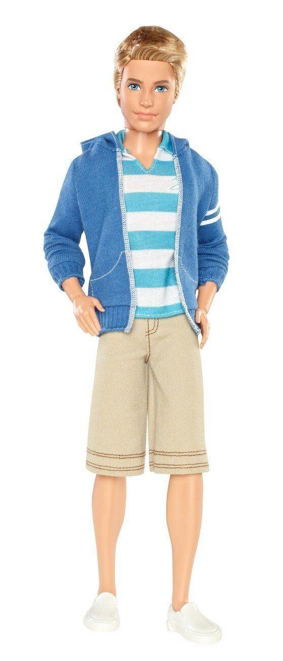 Barbie una vida en Dreamhouse Ken Muñeca BFW77 Nuevo