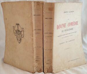 DANTE-ALIGHIERI-LA-DIVINE-COMEDIE-DIVINA-COMMEDIA-1914-ERNEST-LAMINNE-NOTE
