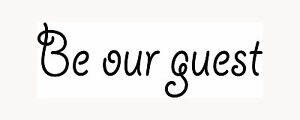 BE-OUR-GUEST-Sticker-Window-Door-Vinyl-Decal-Wall-Art-Decor-Welcome-Home-Family