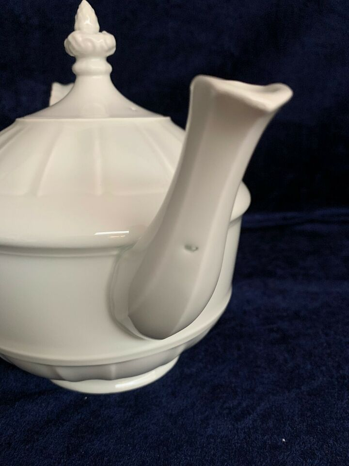 Porcelæn, TEPOTTE, BING OG GRØNDAHL