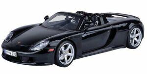 PORSCHE Carrera GT - black - MotorMax 1:18