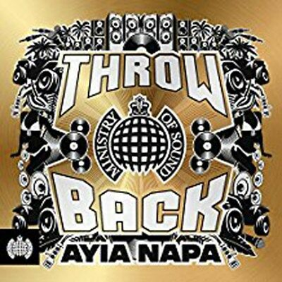 Throwback Ayia Napa - Various Artists (Album) [CD]