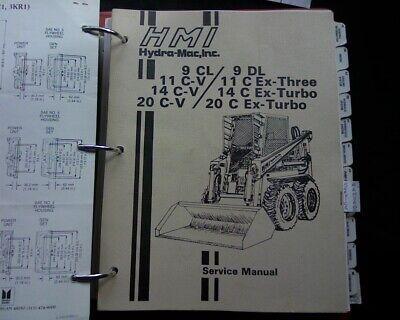 1975 hydra mac model 5 mini mac parts manual pdf free