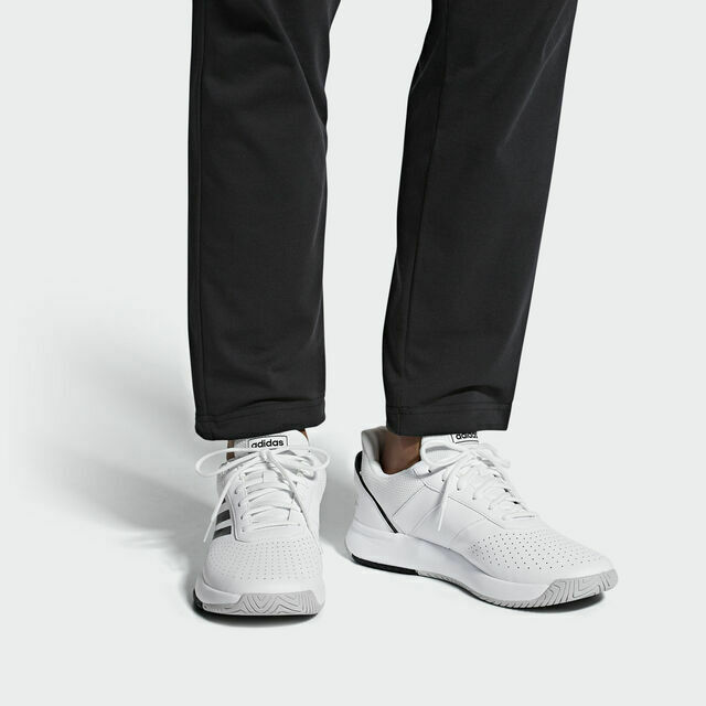 adidas Courtsmash Men's Tennis Shoes SNEAKERS Size 12 US F36718